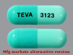 dicloxacillin 250 mg capsule