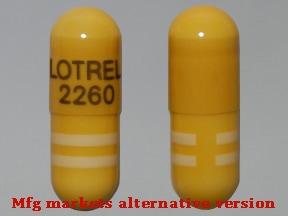 amlodipine 5 mg-benazepril 10 mg capsule