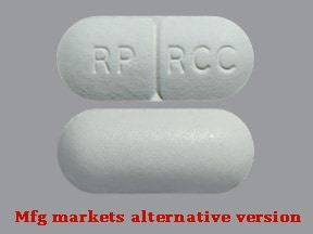Chest Congestion Relief + DM 20 mg-400 mg tablet