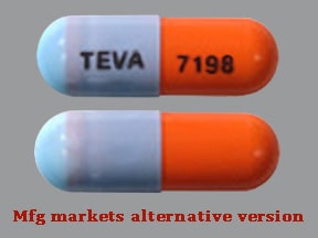 fluoxetine 40 mg capsule