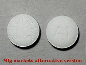 aspirin 325 mg tablet