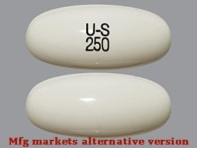 valproic acid 250 mg capsule