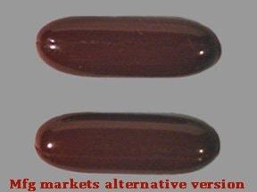 Vitamins B Complex capsule