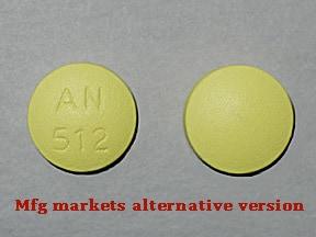 salsalate 500 mg tablet