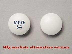 Mag-Delay 70 mg tablet,delayed release