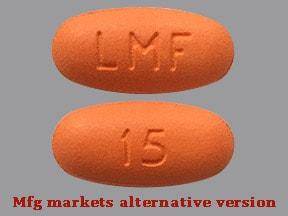 L-Methylfolate 15 mg tablet