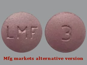 Foltanx 3 mg-35 mg-2 mg tablet