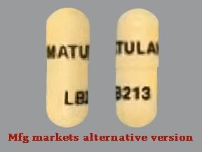 Matulane 50 mg capsule