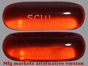Stool Softener 250 mg capsule