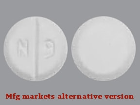 benztropine 0.5 mg tablet