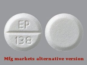 benztropine 2 mg tablet