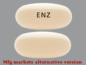Xtandi 40 mg capsule