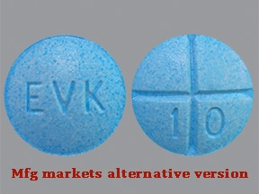Evekeo 10 mg tablet