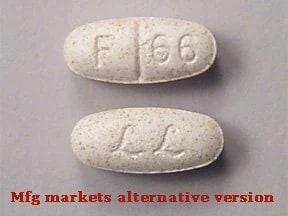 FiberCon 625 mg tablet