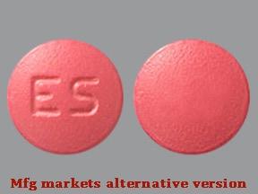 Erythrocin (as stearate) 250 mg tablet
