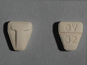 Tranxene T-Tab 7.5 mg tablet