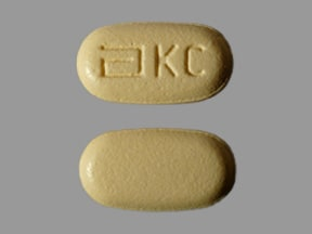 Kaletra 100 mg-25 mg tablet