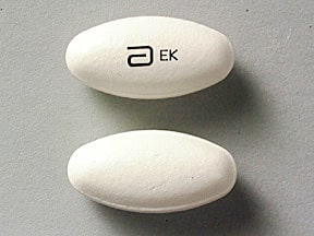 PCE 500 mg particles in tablet