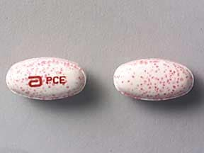 PCE 333 mg particles in tablet