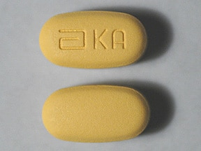 Kaletra 200 mg-50 mg tablet