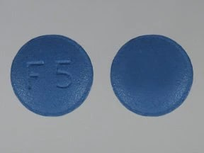 finasteride 5 mg tablet