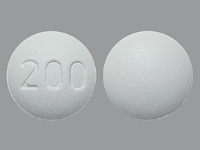 quetiapine 200 mg tablet