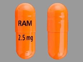 ramipril 2.5 mg capsule