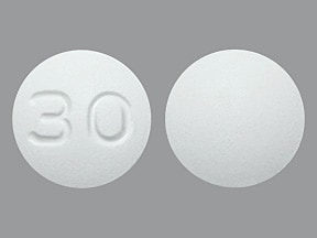 lisinopril 30 mg tablet
