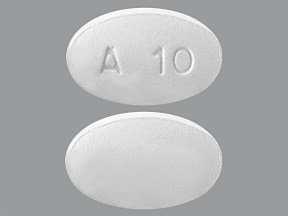 Ampyra 10 mg tablet,extended release