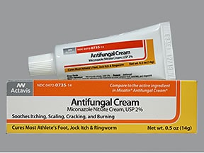 what does antifungal medication do
