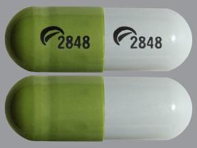 fluvoxamine ER 100 mg capsule,extended release 24 hr