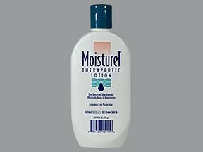 Moisturel Therapeutic 3 % lotion