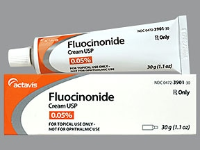 fluocinonide 0.05 % topical cream
