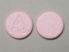 Pink Bismuth 262 mg chewable tablet