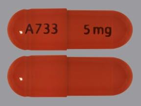 Juxtapid 5 mg capsule