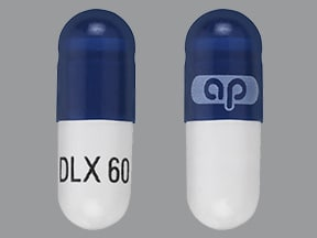 duloxetine 60 mg capsule,delayed release