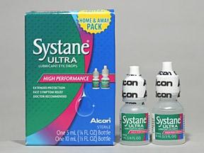 Systane Ultra 0.4 %-0.3 % eye drops