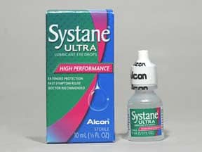 where are systane eye drops made