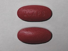 ICaps AREDS 7,160 unit-113 mg-100 unit tablet,delayed release