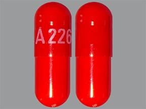 amantadine HCl 100 mg capsule