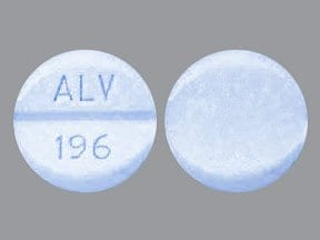 oxycodone-acetaminophen 5 mg-325 mg tablet