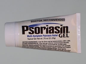 what is psoriasin ointment used for