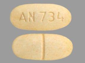 felbamate 400 mg tablet