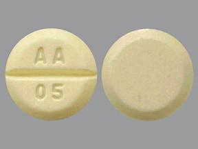 phytonadione (vitamin K1) 5 mg tablet