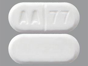 ethacrynic acid 25 mg tablet