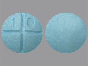 amphetamine sulfate 10 mg tablet