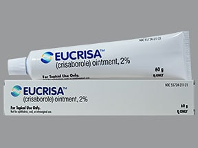 Eucrisa 2 % topical ointment