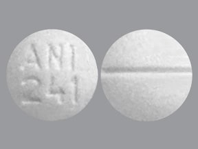 methazolamide 50 mg tablet