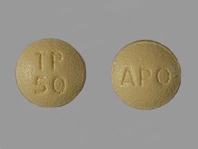 topiramate 50 mg tablet