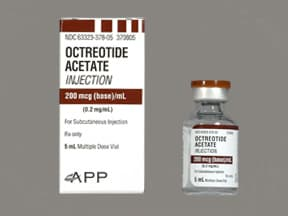 octreotide acetate 200 mcg/mL injection solution